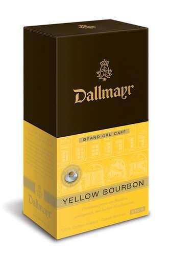 Dallmayr Grand Cru Yellow Bourbon, Espresso aus Brasilien