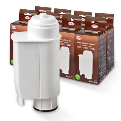 8x Intenza+ kompatibel, Wasserfilter für Saeco, Phillips Kaffeemasch.