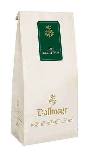 Dallmayr San Sebastian ganze Bohne