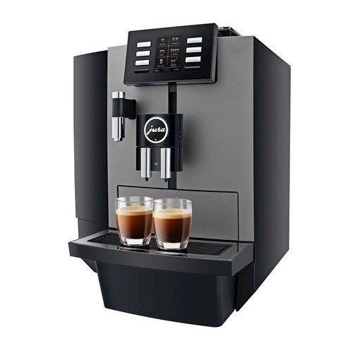 JURA X6 Kaffeevollautomat Dark Inox